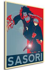 Poster Propaganda Naruto Sasori