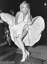 Marilyn Monroe Stampa fotografica su carta Print Postkarte Stamp Stampe No Photo