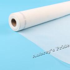 1.27 Meter Yards Width Count Silk Mesh Polyester Silk Screen Printing 40-350M