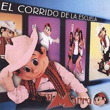 FREE US SHIP. on ANY 2+ CDs! ~LikeNew CD : El Corrido De La Escuela