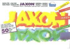 Jaxon Ölpastellblock Malblock für Öl Pastell Farben in DIN A3 & A4 wählbar