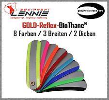 Au mètre OR reflective reflex Biothane ®; 8 couleurs; 19/25/38 mm de largeur