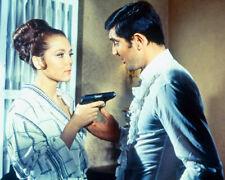 On Her Majesty's Secret Service Diana Rigg Lzenby Bond 007 Poster or Photo