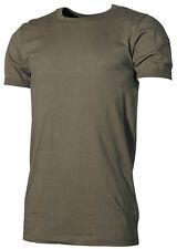 MFH Orginal Unterhemd Bundeswehr Herrenunterhemd T-Shirt Kurzarm Oliv Gr. 5-10