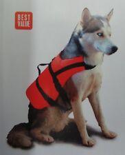 PET Giubbotto di salvataggio aiuto al galleggiamento e cablaggi cane/gatto Yacht Barca a Vela-NUOVO