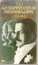 813 LA DOPPIA VITA DI ARSENIO LUPIN - LEBLANC -1979 - N07
