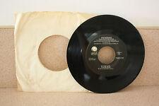 "Whitesnake 7"" vinyl Is This Love/Bad Boys Geffen records 7-28233"
