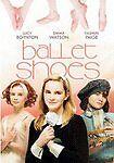 DVD BALLET SHOES Lucy Boynton Emma Watson Yasmin Paige Three fossils Put name Bk