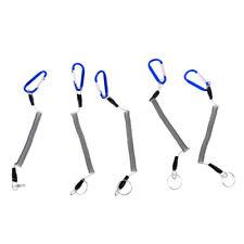 Acier de fil de corde de sécurité de lanière de pêche pour fixer des