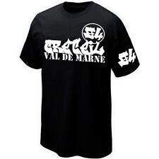 T-Shirt CRETEIL BANLIEUE 94 VAL DE MARNE - ★★★★★★