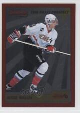 1995 Bowman Draft Prospects #P35 Jesse Wallin Red Deer Rebels (WHL) Hockey Card