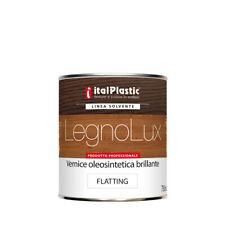 Flatting per Legno vernice Protettiva Lucido Inter-Est LEGNOLUX IPIV 0,750 lt