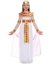 Pink Kleopatra Griechische Göttin des Nils Kostüm Mädchen Halloween Kostüm