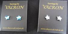 Estrella De Cristal Pendientes Stud o Magnética Fijación-adecuado para los niños