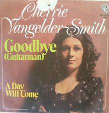 "7"" 1973 ! CHERRIE VANGELDER-SMITH : Goodbye // VG+ \"