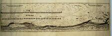 Landsberg am Lech  Belagerung  Merian Kupferstich 1652