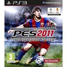 Pro Evolution Soccer 2011 (Sony PlayStation 3, 2010) New & Sealed