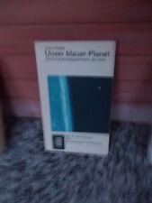 Unser blauer Planet, von Heinz Haber, aus dem rororo Ve