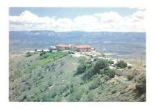 JEROME AZ Old High School Upper Hogback Verde Valley PC Old Arizona Postcard
