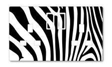 Zebra Striscia UK Presa Adesivi Bambini Camera da letto salotto arredamento nursery