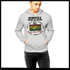 Reggae Music Hoodie Jamaica Rastafarian Haile Selassie Marijuana Weed Ganja Cult