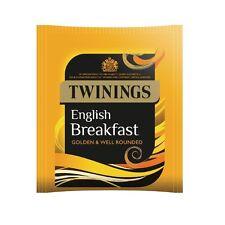 Twinings Envelopes Earl Grey Breakfast Assam Decf Green Holiday Camping 20-200