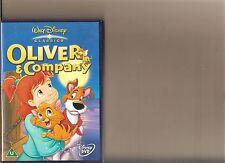 DISNEY CLASSICS OLIVER AND COMPANY DVD DISNEY KIDS