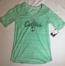 New Boston Celtics T-Shirt, NBA ,Women's Adult Size Small, X-Large
