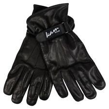 sujetador puño guantes de cuero verde oliva ribete guantes manoplas Original Österr