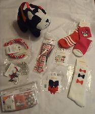 Gymboree Ciao Puppy Hair Accessory Purse Jewelry Socks Headband Choice NWT