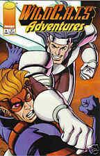 WildC. A.T.S & ltadventures & GT US Image Comic vol.1 # 6/'95