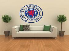 Rangers fc football badge autocollant Art Mural Vinyle Décalcomanie