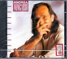 """ANDREA MINGARDI """"Andrea Mingardi""""  CD  NUOVO SIGILLATO"""