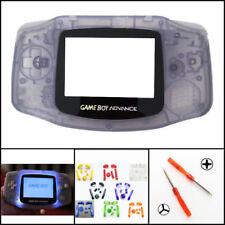 Nintendo Game Boy Advance GBA Front Light Frontlight AGS-001 Mod Kit Glacier