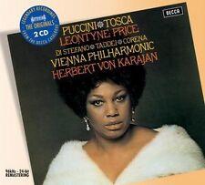 Puccini: Tosca - Price, dI Stefano  - box 2 CD