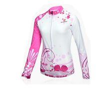 INBIKE Cycling Bike Woman Long Sleeves Jersey Outdoor Sports Clothing 391LJ