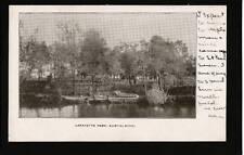 Austin Minnesota Mn 1907 Lafayette Park Riverside Pc