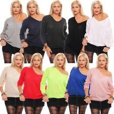 Pullover Pulli Longshirt Sweatshirt Langarmshirt Shirt Oberteil 36 38 40 42