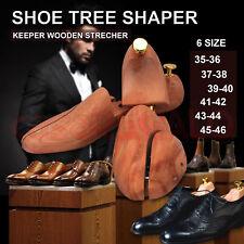 Adjustable Shoe Tree Shaper Cedar Keeper Wooden Stretcher Men Women Cedar  Wood