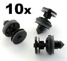 10x Ford Focus & C-Max Interior Door Card & Trim Panel Retaining Clip / Fastener