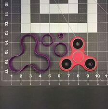 Fidget Spinner 100 Cookie Cutter Set