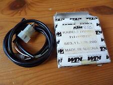 ^ KTM WIRING HARNESS REAR, 400/620 SC, part no. 58311176200