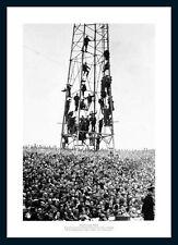 Cardiff City Memorabilia - Ninian Park Stadium 1961 Historic Photo