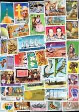HAUTE VOLTA - UPPER VOLTA collections de 25 à 600 timbres différents