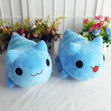 Bugcat Capoo Cosplay Blue Cat Toys Soft Plush Cartoon Dolsl Kids Gift 15CM/30CM