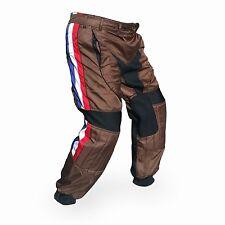 Vintage Style V3 Motocross Pants Honda CZ MX Enduro Trials motorcycle Reign BRWN