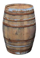 Holzfass Fass original Barrique Eichenfass altes Weinfass Wasserfass 225 Liter