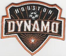 Houston Dynamo Football Club Soccer Patch/Badge/Crest Iron/SewOn