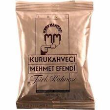 Turkish Coffee by Kurukahveci Mehmet Efendi, Best Roasted Ground WITH TRACKING