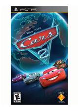 Cars 2 - Disney Pixar Lightning McQueen Spies CHROME Mater Racecar PSP NEW